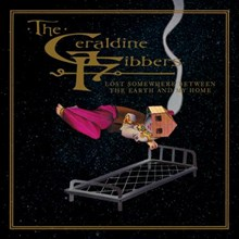 The Geraldine Fibbers - Lost Somewhere Between the Earth and My Home (Colored Vinyl 2LP) LDG48242