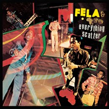 Fela Kuti - Everything Scatter (Colored Vinyl LP)*** LDK07337
