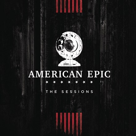 American Epic: Music From the American Epic Sessions - Various Artists (Vinyl 3LP) LDA24244