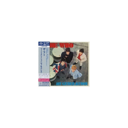 The Who - My Generation (Japanese Import SHM-SACD) * * * CJPSHM3327