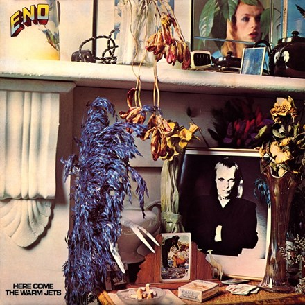 Brian Eno - Here Come The Warm Jets (Vinyl LP) * * * LDE51677