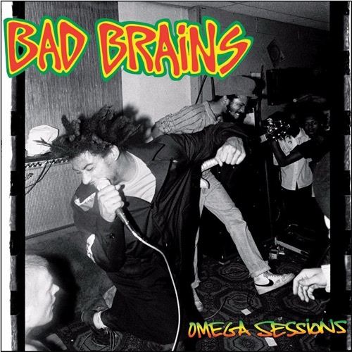 "Bad Brains - Omega Sessions (12"" Vinyl EP) LDB73616"