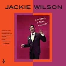 Jackie Wilson - A Woman, A Lover, A Friend (Limited Edition 180g Import Vinyl LP) LIW70565
