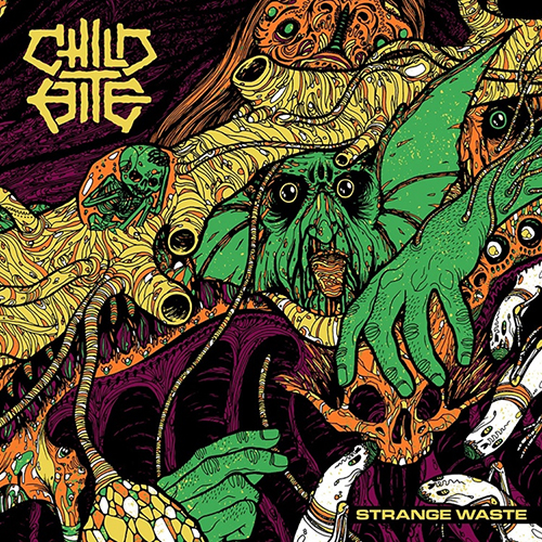 "Child Bite - Strange Waste (2 x 7"") LDC17237"