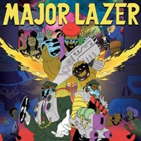 Major Lazer - Free The Universe (Vinyl 2LP) LDM2921