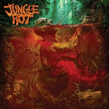 Jungle Rot - Jungle Rot (Vinyl LP) LDJ75917