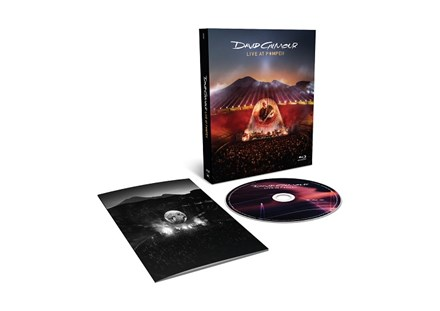 David Gilmour - Live at Pompeii (Blu-Ray) * * * CCOL74298