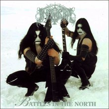 Immortal - Battles In the North (Colored Vinyl LP) LDI02544