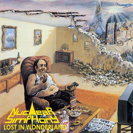 Nuclear Simphony - Lost In Wonderland (Limited Edition 180g Import Vinyl LP) LIN05587