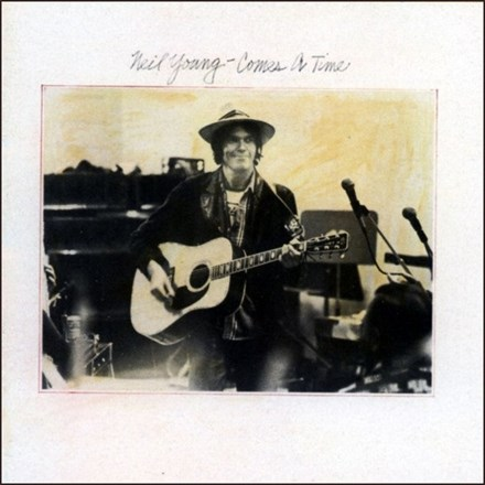 Neil Young - Comes a Time (Vinyl LP) LDY17588