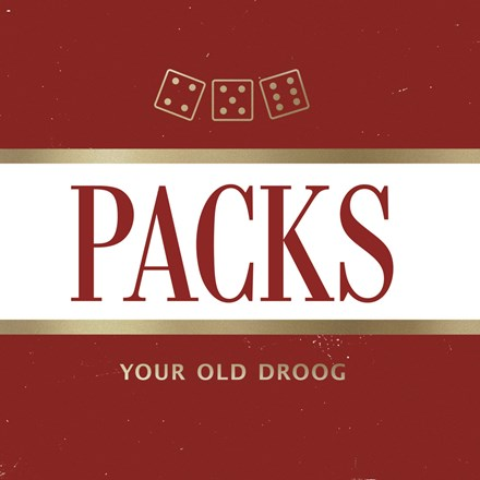 Your Old Droog - Packs (Vinyl LP) LDY18116