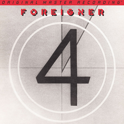 Foreigner - 4 (Numbered EDITION Hybrid SACD) * * * CMFSA2053
