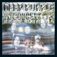 "Deep Purple - Live In Concert '72 (180g Vinyl 2LP + 7"") LDD43394"