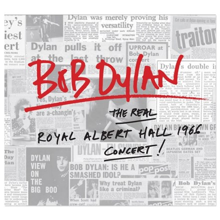 Bob Dylan - The Real Royal Albert Hall 1966 Concert (Limited Edition Import Vinyl 2LP) LID14417