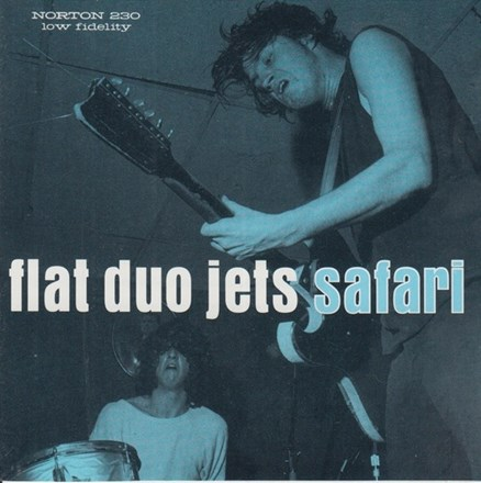 Flat Duo Jets - Safari (Vinyl LP) LDF23019