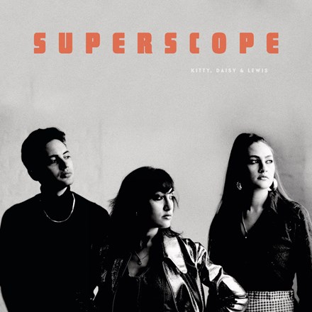 Kitty, Daisy and Lewis - Superscope (Vinyl LP) LDK61830