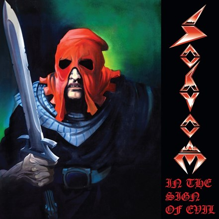 Sodom - In the Sign of Evil (Limited Edition Vinyl LP) LDS03716