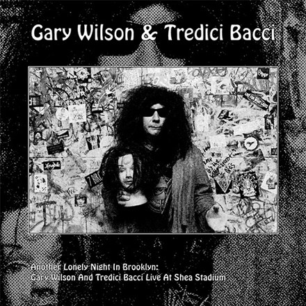 Gary Wilson and Tredici Bacci - Another Lonely Night In Brooklyn (Vinyl LP + CD) LDW263215