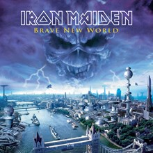 Iron Maiden - Brave New World (180g Vinyl 2LP) LDI67818