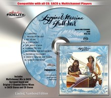 Loggins and Messina - Full Sail (Numbered Limited Edition Hybrid Multichannel 4.0 SACD) CAUDSA243