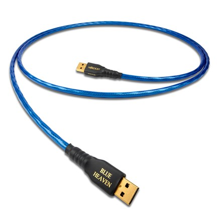 Nordost - Blue Heaven USB Cable (A to A) ANORDBHUSBAA1