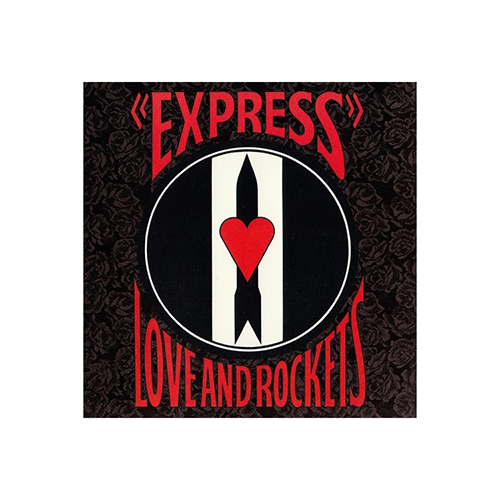 Love and Rockets - Express (Numbered 200g Vinyl LP) * * * LDL05178