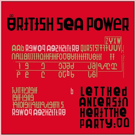 British Sea Power - Let The Dancers Inherit The Party (Vinyl LP) LDB92289