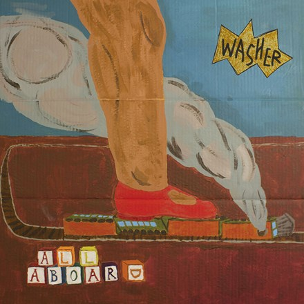 Washer - All Aboard (Vinyl LP) LDW27878