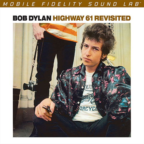 Bob Dylan - Highway 61 Revisited (NUMBERED EDITION HYBRID SACD) CMFSA2124