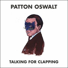 Patton Oswalt - Talking for Clapping (Vinyl LP) LDO22019