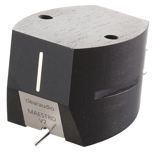 Clearaudio - Maestro V2 Ebony MM Cartridge ACLAMMMV2EB