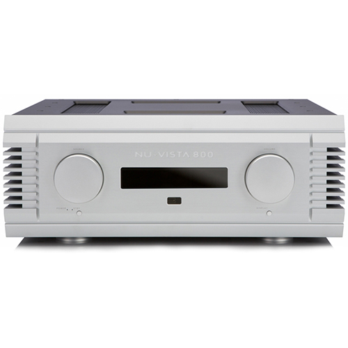 Musical Fidelity - NuVista 800 Integrated Amplifier AMUFINV800