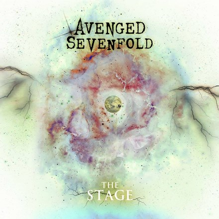 Avenged Sevenfold - The Stage: Deluxe Edition (Vinyl 4LP) LDA65304