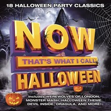 Now That's What I Call Halloween - Various Artists (Vinyl 2LP) LDN37316