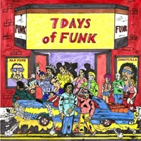 Snoop Dogg And Dam Funk - Seven Days Of Funk (Vinyl LP) LDS3419