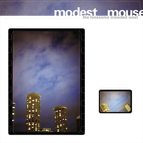 Modest Mouse The Lonesome Crowded West 180g Vinyl 2lp