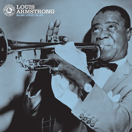Louis Armstrong - Basin Street Blues (180g Vinyl LP) LDA10317