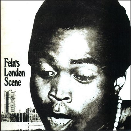 Fela Kuti - London Scene (Vinyl LP) LDK06415