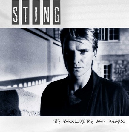 Sting - The Dream of Blue Turtles (180g Vinyl LP) LDS75016