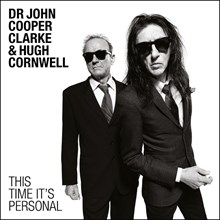 Dr. John Cooper Clarke and Hugh Cornwell - This Time It's Personal (Vinyl LP) LDC55515