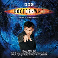 Murray Gold - Doctor Who: Original TV Soundtrack Vol. 1 and 2 (Limited Ed. Vinyl 2LP) LDG22478