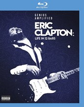 Eric Clapton - Life In 12 Bars (Blu-Ray) CEAG5179