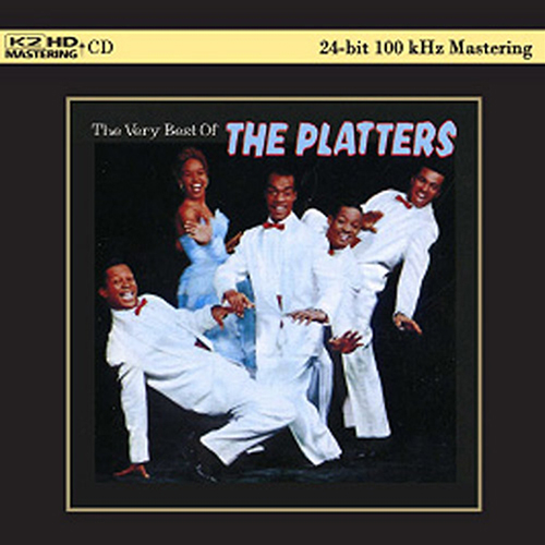 The Platters - The Very Best Of The Platters (K2 HD Mastering CD) CUNI46