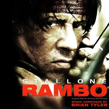 Brian Tyler - Rambo: 2008 Original Soundtrack (Colored Vinyl 2LP) LDT26070