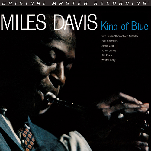 Miles Davis - Kind Of Blue (NUMBERED EDITION 180G 45RPM Vinyl 2LP BOX SET) LMF45011
